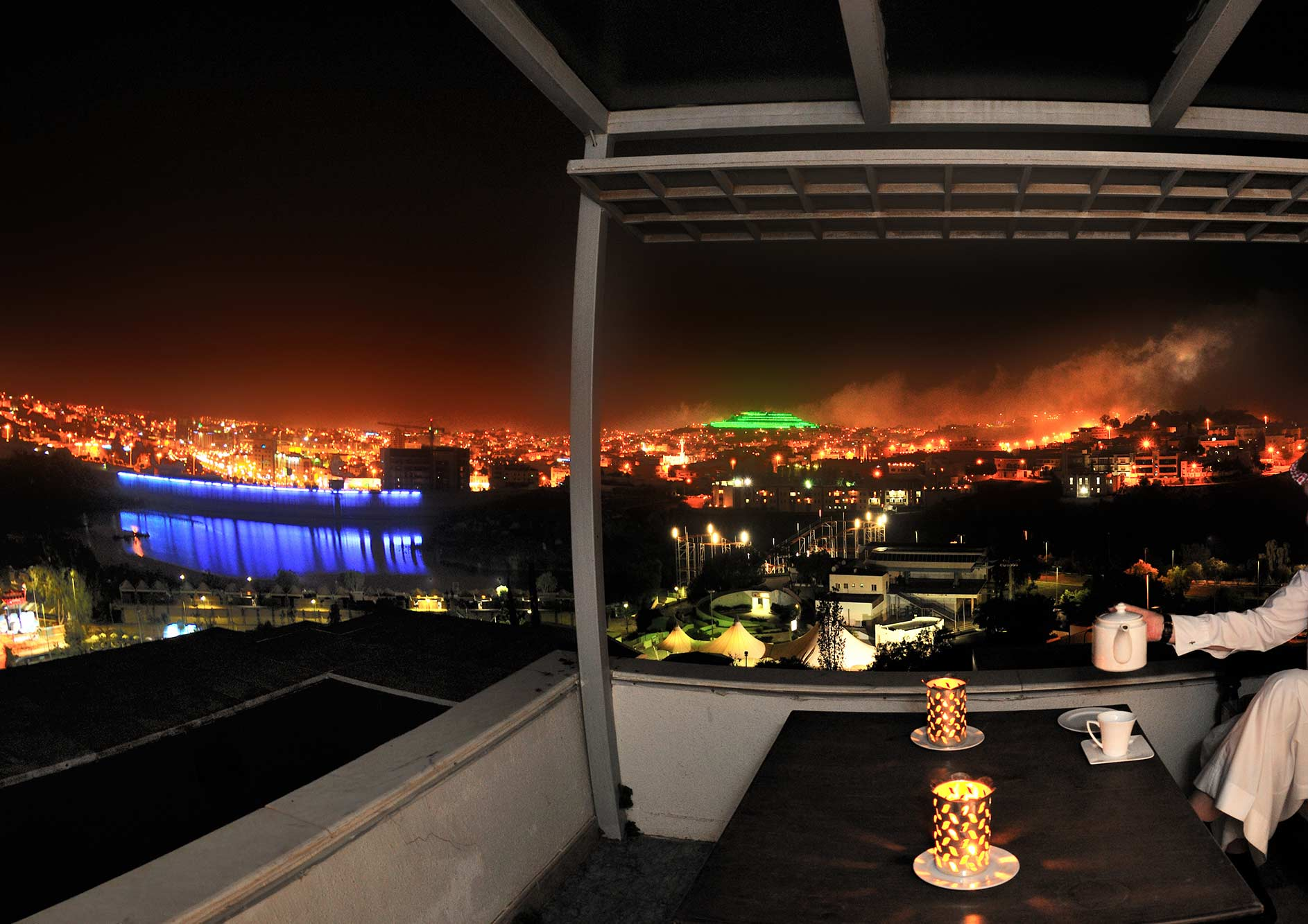 Rooftop Cafe